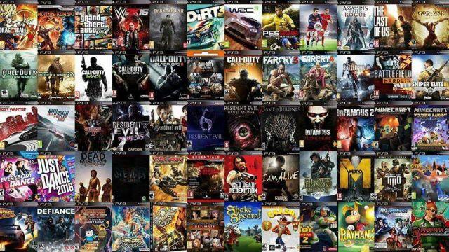 Compra De Muebles De Oficina : Carga de juegos digitales para su play station ps