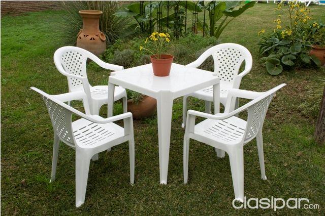 Sillas mesas productos plasticos 793215 clasipar - Mesas para ninos de plastico ...