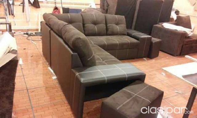 Sofas Esquineros 955485 Clasipar Com En Paraguay
