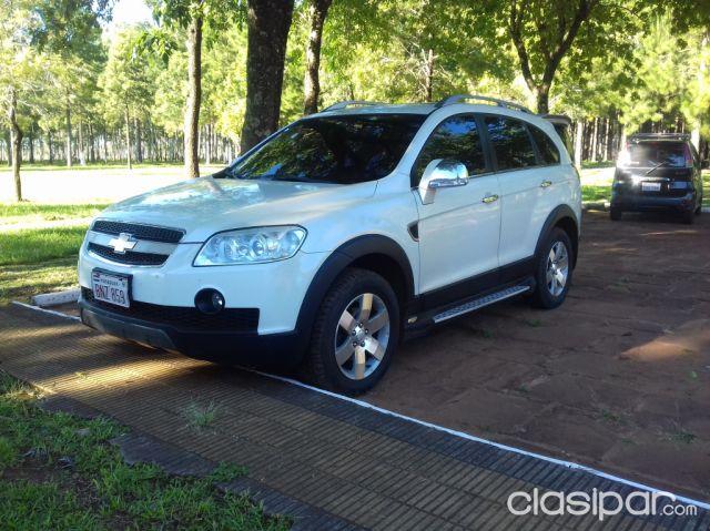 Chevrolet Captiva Ao 2007 Motor 20 971009 Clasipar En Paraguay