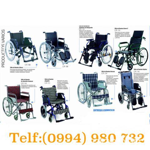 silla de ruedas hendyla