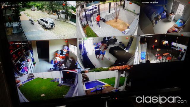 Sistema De Seguridad Para Residencias Negocios Camaras De Seguridad