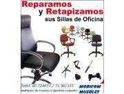 REPARACION SILLAS OFICINA!! #985939 | Clasipar.com en Paraguay