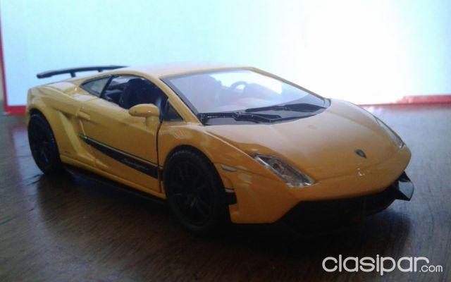 Vendo Autos De Coleccion A Escala Varias Marcas Y Tamanos 993517
