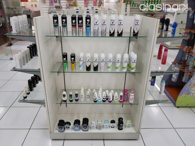Vendo g ndolas para farmacias opticas peluquerias y for Vendo muebles jardin