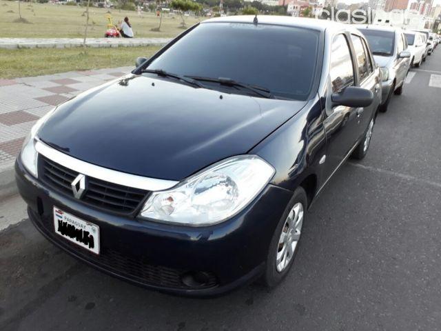 Renault Symbol 2010 1020713 Clasipar En Paraguay