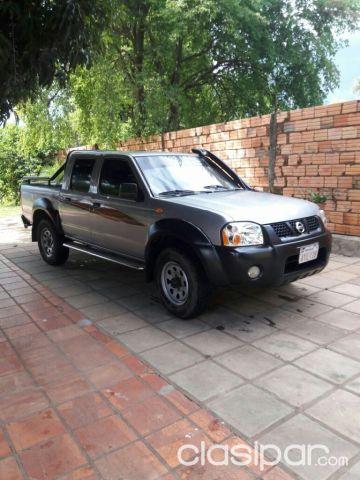 Nissan Frontier 2004 Doble Cabina 1021449 Clasipar Com En Paraguay
