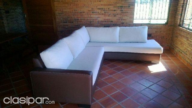 Vendo hermoso sofa enorme 300x260cm 1023777 clasipar for Vendo muebles jardin