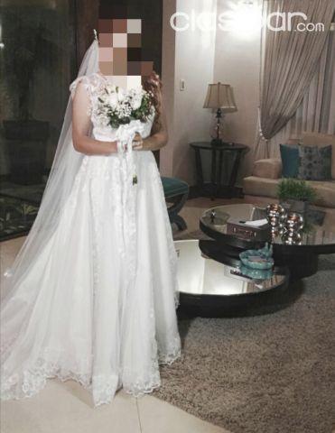 alquiler de vestido de novia #1036126 | clasipar en paraguay