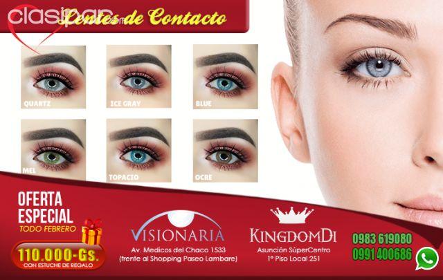 065146e572 LENTES DE CONTACTO ULTRA NATURALES #1046592 | Clasipar.com en Paraguay