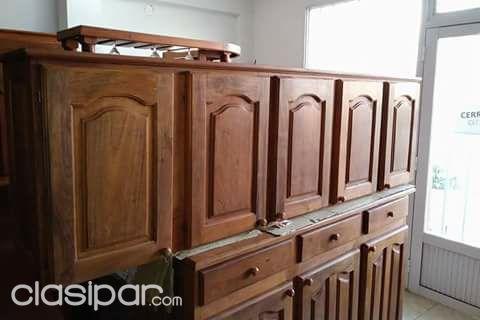 Muebles Rusticos Marga para el hogar cocina sala dormitorio quincho ...