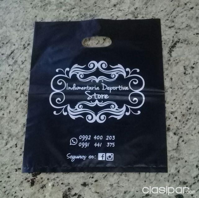 a89219050 Otros Servicios - Bolsas Personalizadas!! Plásticas - Cartón o Papel  Ecológico impresos con su