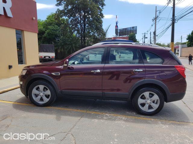Vendo Chevrolet Captiva 2012 1034866 Clasipar En Paraguay