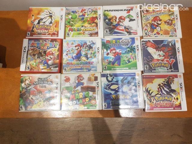 Juegos De Nintendo 3ds Y Ds 1081863 Clasipar Com En Paraguay