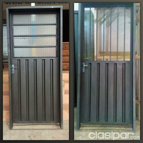Puertas De Madera Y Metal Marcos Ventanas 1096745 Clasipar Com