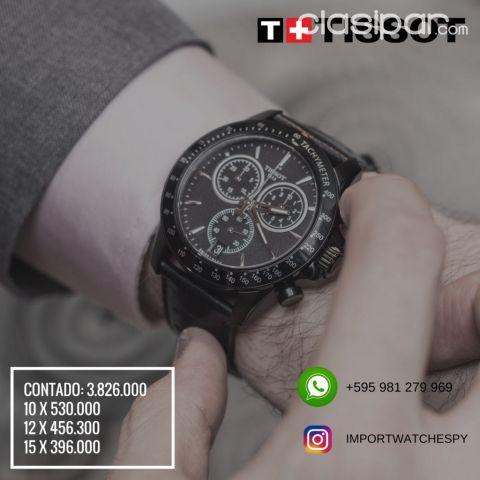 7d6f986f79c Relojes - Joyas - Accesorios - IMPORT WATCHES PY - Vende reloj de la marca  Tissot