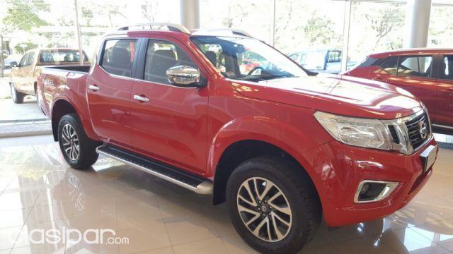 Vendo Nissan Np 300 Frontier Le 4x4 Automatica 2019 1118680