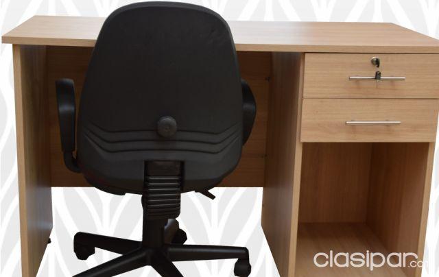 Escritorio para oficina con 5 cajones 1123142 clasipar for Muebles de oficina precios