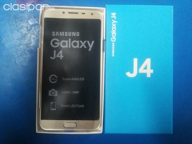 342356bf59e Samsung Galaxy J4 4G LTE 32GB con garantía #1133019   Clasipar.com ...