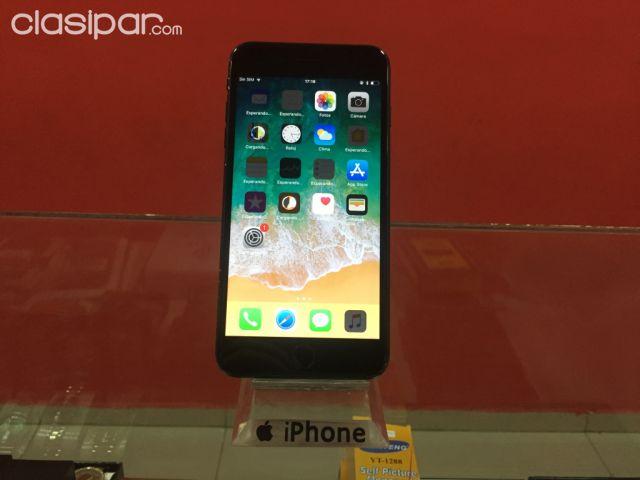 de1acdab7f1 iPhone 7 Plus negro 32gb #1141673   Clasipar.com en Paraguay