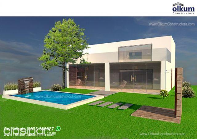 Construccion De Casas Olkum Constructora Inmobiliaria