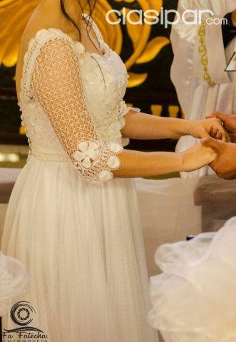 vendo vestido de Ñandutí #1160483 | clasipar en paraguay