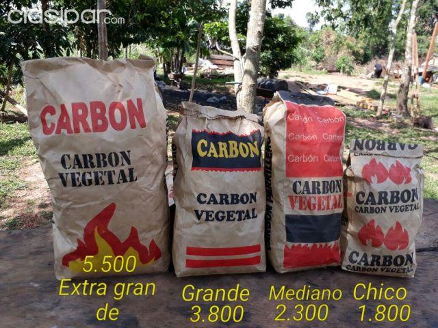 Comercial ofrece Carbon al por mayor y menor | Clasipar.com en Paraguay