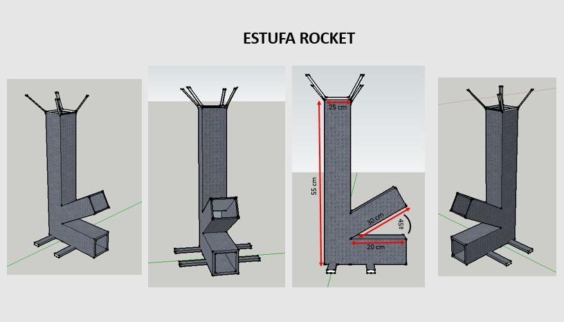 Vendo Cocina Rocket 1185907 Clasipar Com En Paraguay