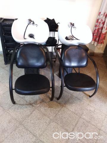 Vendo muebles de peluquer a en excelente estado usado for Vendo muebles jardin