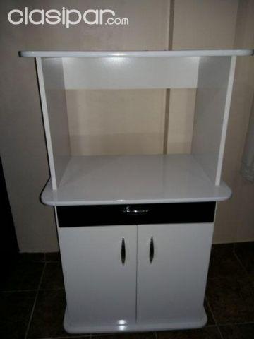 Vendo mueble de cocina para horno eléctrico y microondas ...