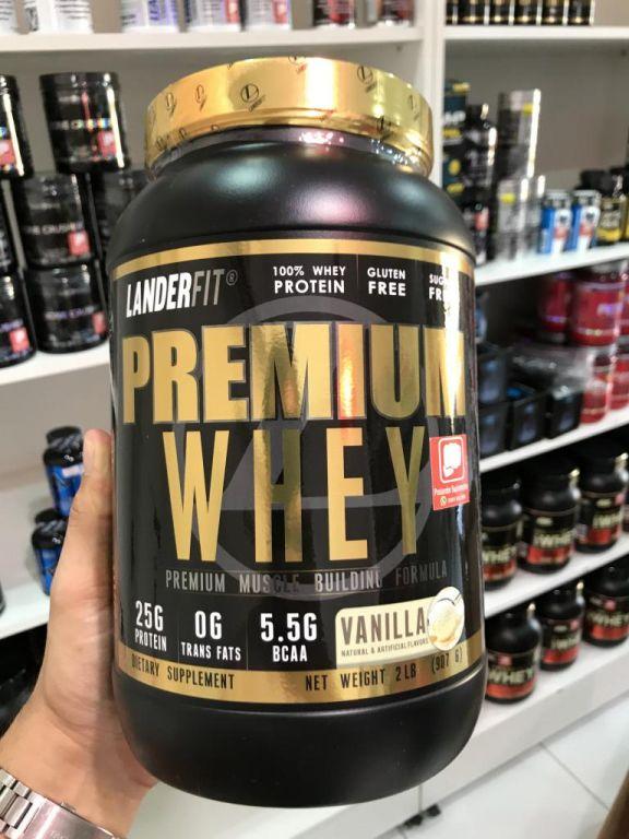 Premium Whey de Landerfit #1261440 | Clasipar.com en Paraguay