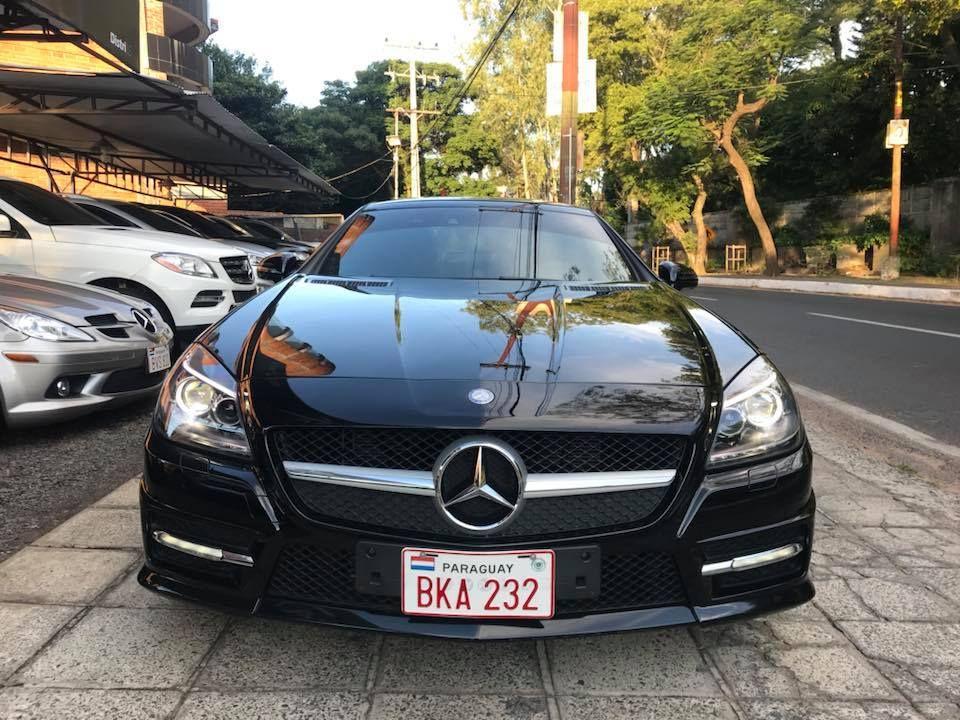 Mercedes Benz Slk200 1272986 Clasipar Com En Paraguay