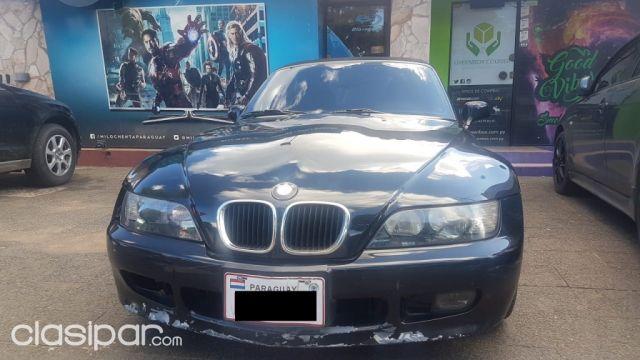 Oferta Vendo Bmw Z3 Color Negro Modelo 1998 1295026 Clasipar