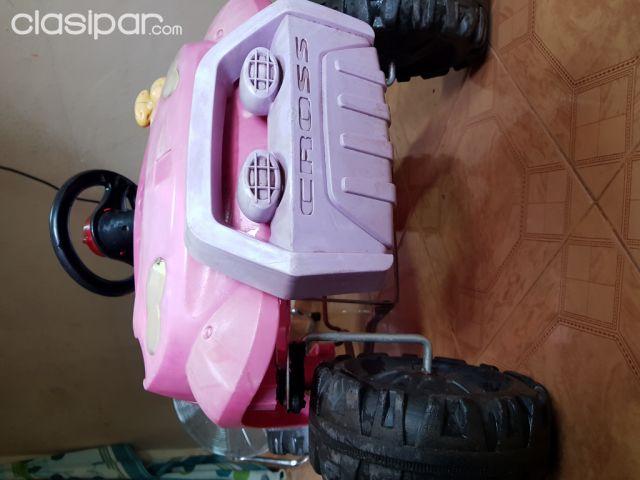 Carro A Pedal Para Nina 1298173 Clasipar Com En Paraguay