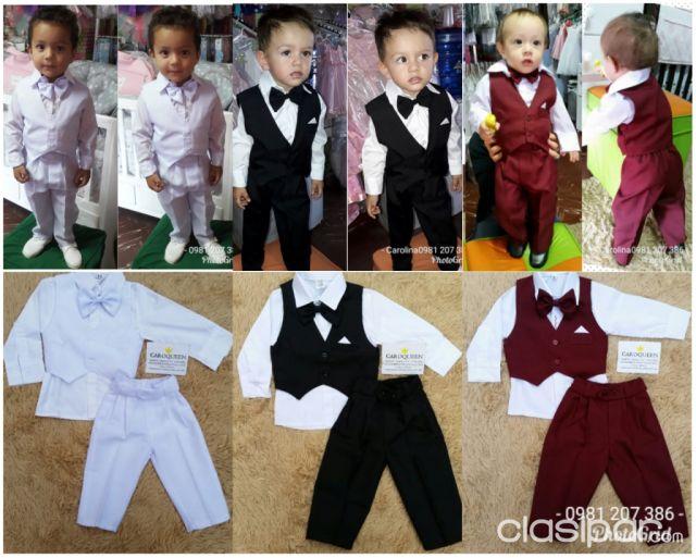 31fa0eed536a traje para bebes/niños - Cigüeñita #97261 | Clasipar.com en Paraguay