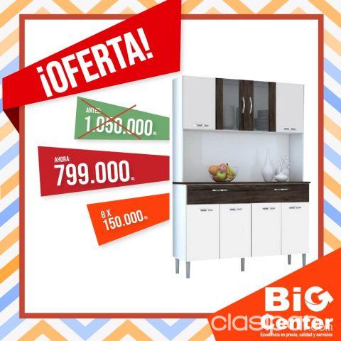 MUEBLE DE COCINA KIT PAN (87923) #1364045 | Clasipar.com en Paraguay