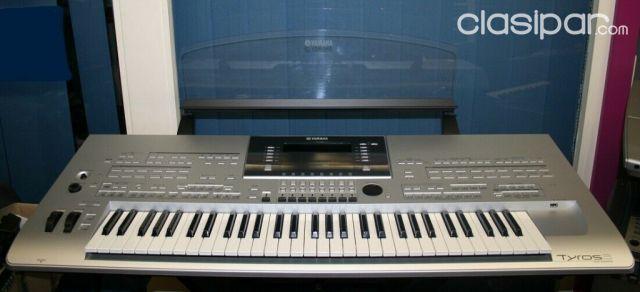 Yamaha DGX-630 piano de cola portátil 88 teclas con soporte de