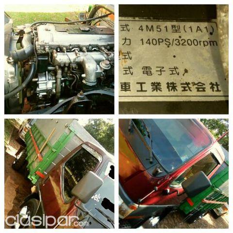 Mitsubishi Canter Original 4M51  Vendo !!!! #1422266 | Clasipar com