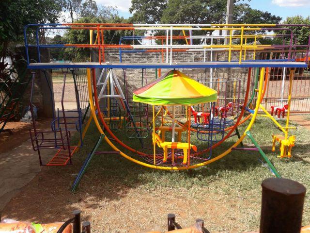 HERRERIA SAN CAYETANO TE OFRECE JUEGOS INFANTILES #64118 ...